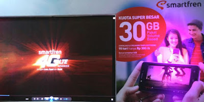 "Paket Pengganti ""True Unlimited "" Smartfren"