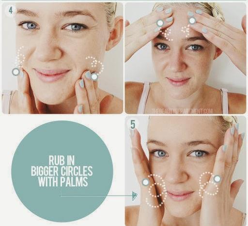 Como fazer esfoliação facial corretamente