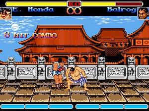Super Street Fighter II NES