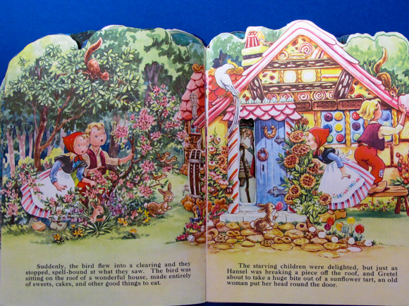 Kiddie Kut Books Molly B. Thomson Hansel and Gretel
