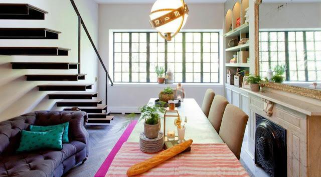 C b i d home decor and design 04 17 for Genevieve gorder kitchen designs