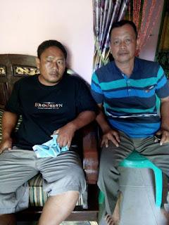 Kuwu Desa Kali Gawe Arogan, Hajar Warga Di Laporkan Ke Polisi
