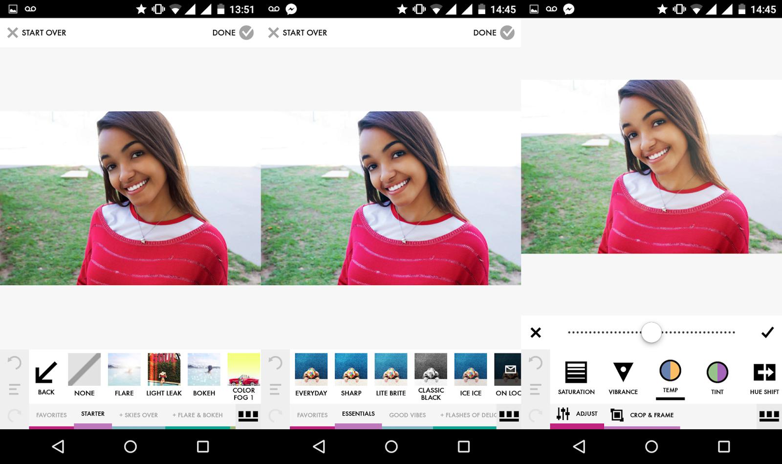 2 Aplicativos Gratuitos Que Nao Sao Vsco Cam Para Editar Suas Fotos