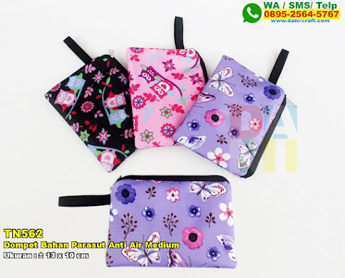 Dompet Bahan Parasut Anti Air Medium