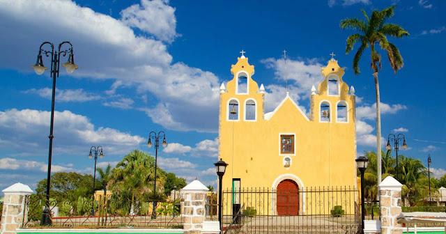 Barrios tradicionales Campeche