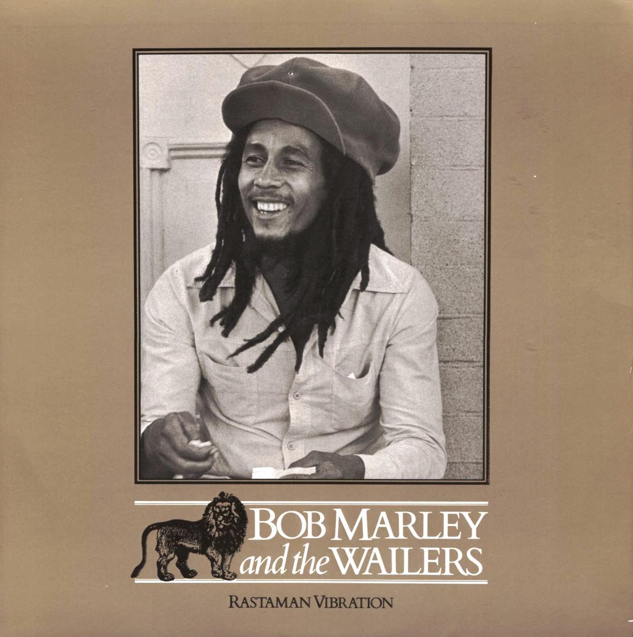 Bob Marley & the Wailers - Rastaman Vibration (1976) {German