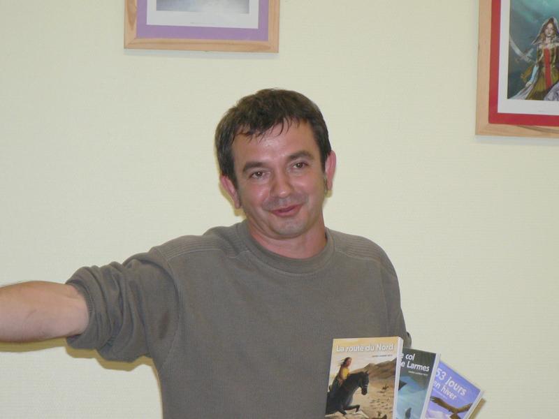 Les lectures jeunesse et quelques autres de jangelis le for Cuisine xavier laurent