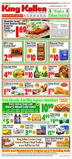 ⭐ King Kullen Ad 1/24/20 ⭐ King Kullen Circular January 24 2020