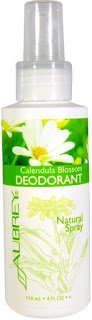 desodorante sin aluminio iHerb Aubrey Organics