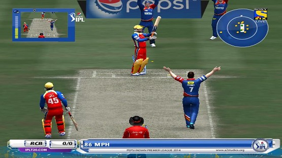 Pepsi IPL 7 Cricket Free Download Pc Game