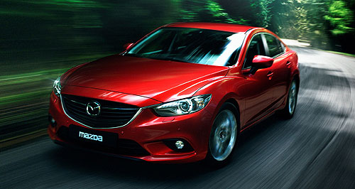 All-New Mazda 6 Indonesia