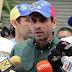 Capriles denunció soborno a fiscales para deslegitimar a Luisa Ortega Díaz