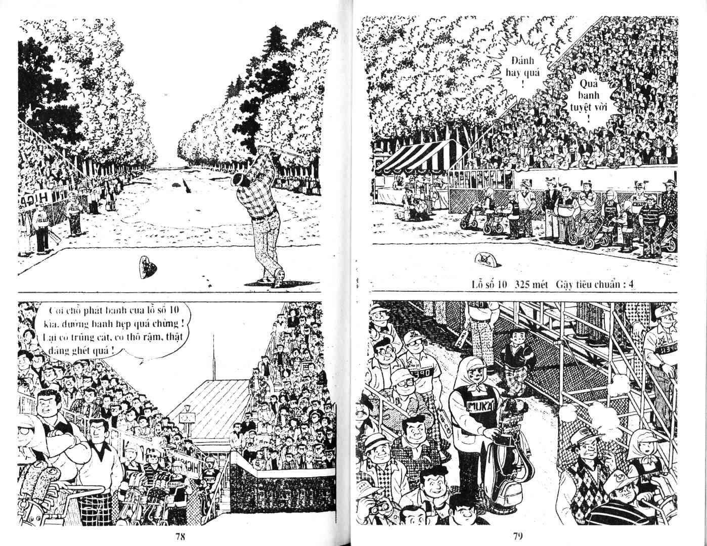 Ashita Tenki ni Naare chapter 40 trang 37