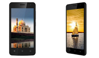 iVoomi Me4 & Me5 VoLTE Smartphones Launched In India For 3,499 INR and 4,499 INR Respectively