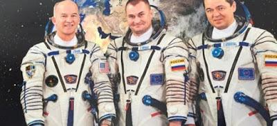 ΑΠΟ το ΔΙΑΣΤΗΜΑ στην… ΚΡΗΤΗ: Ρώσοι κοσμοναύτες «εξερευνούν» στο νησί!