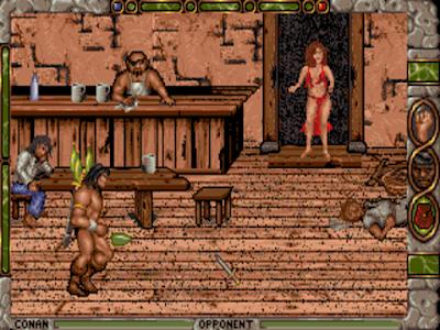 Videojuego Conan - The Cimmerian