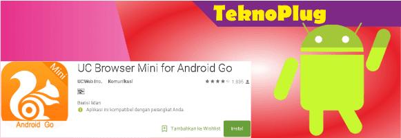 uc browser mini adalah aplikasi android tercanggih