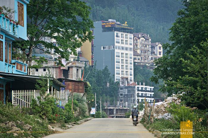 Violet Road Sapa Vietnam