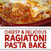 Cheesy & Delicious Ragiatoni Pasta Bake