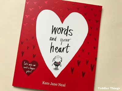 Words and Your Heart by Kate Jane Neal book review