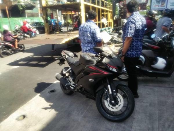 All New Yamaha R15 Sudah Tersedia di Bali
