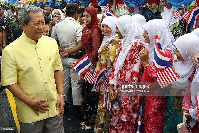 Người Hồi Giáo sống và làm việc tại Thái Lan