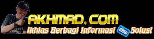 Akhmad.com