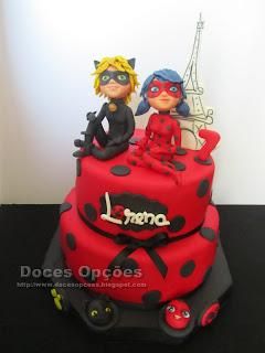 cake Miraculous Ladybug