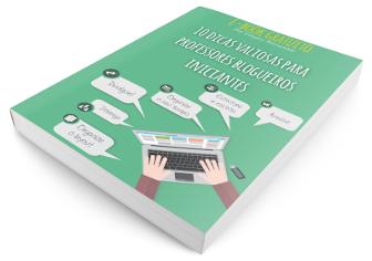 E-book Gratuito: 10 dicas para professores blogueiros iniciantes