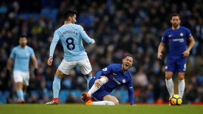 Berikut 7 Fakta Menarik M. City Melawan Chelsea Di Liga Inggris 2019