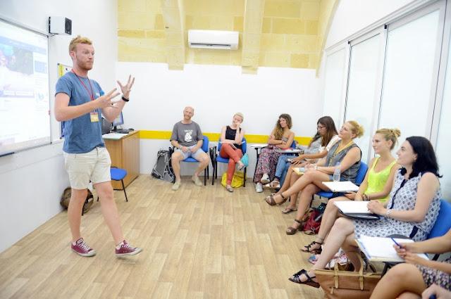 Maltalingua, slowlingo, nauka angielskiego, kurs językowy, stypendium