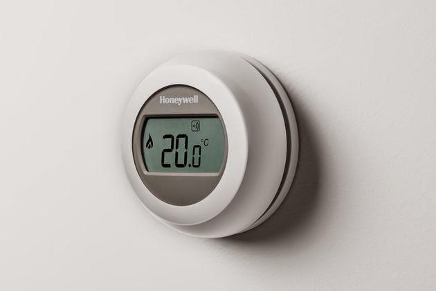 Huishoud nieuws: Thermostaat van Honeywell