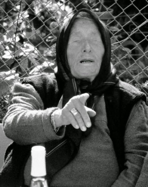 "Baba Vanga predijo que ""Vladimir"" sería la ""gloria"" de Rusia"