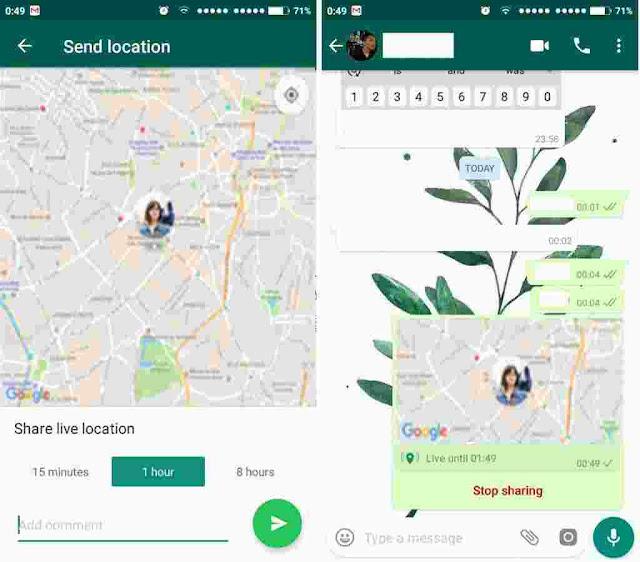 Fitur rahasia Whatsapp ini bisa lacak posisi pasanganmu loh, buruan coba 2