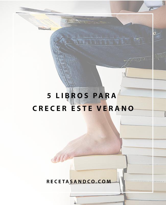 Libros verano 2016