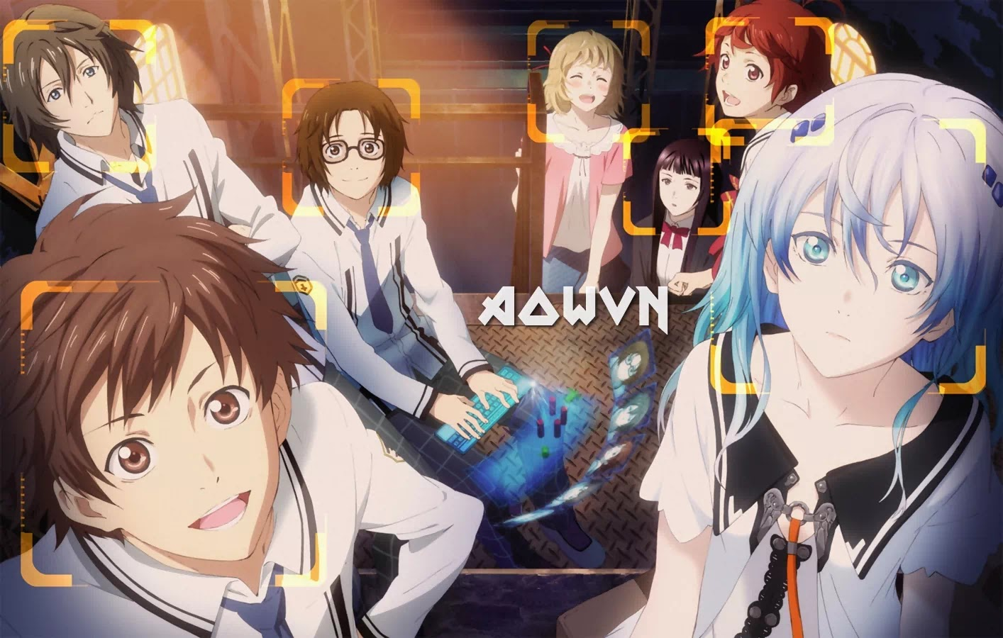 AowVN.org min%2B%25289%2529 - [ Anime 3gp Mp4 | Ep 15 ] Beatless | Vietsub - Hay