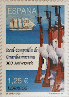 300 ANIVERSARIO REAL COMPAÑÍA DE GUARDIAMARINAS