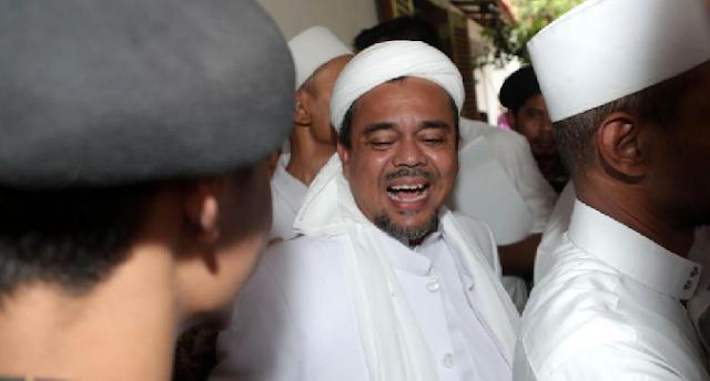 Habib Rizieq Disebut akan Datang ke Reuni Aksi 212, Ini Kata Polisi