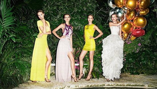 e2c24abc7c Una nueva propuesta de moda sostenible que esta temporada va un paso más  allá en su compromiso ecológico con su nueva línea eco de vestidos de fiesta    ...
