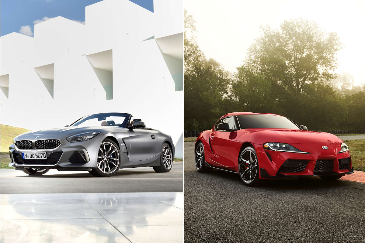 2020 Toyota Supra vs 2019 BMW Z4: By the Numbers ...
