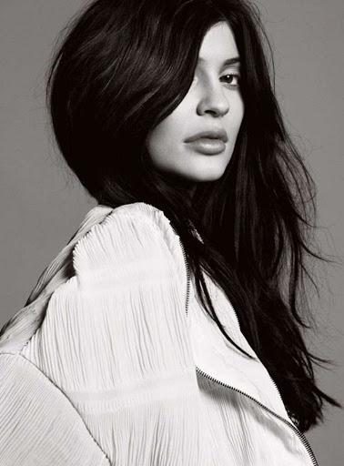 kylie jenner sexy photo shoot elle uk magazine