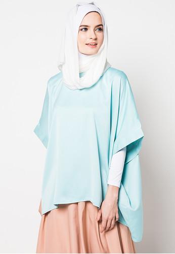 Berbagai Pilihan Model Baju Pesta Muslim Modern. 24 Foto Desain Atasan  Muslimah Modern Terbaru Kumpulan 1f9fe66497