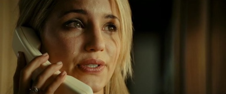 Movie and TV Cast Screencaps: Dianna Agron as Belle Blake ...