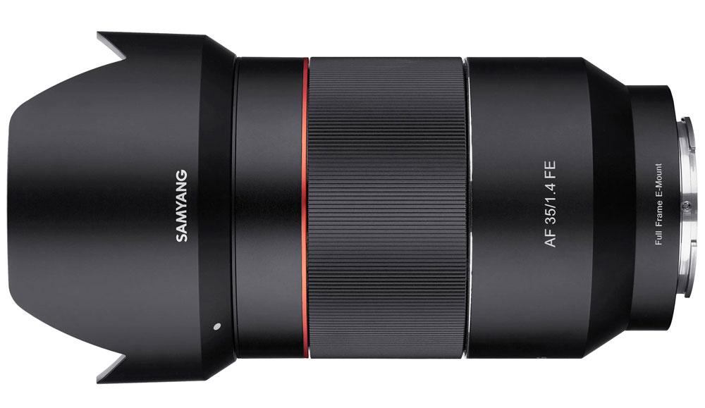Объектив Samyang AF 35mm f/1.4 FE