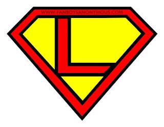 Superman Shield Lex Luthor L Symbol Logo