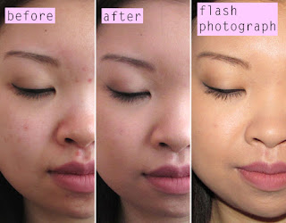 wet n wild Photo Focus Foundation Concealer Pressed Powder Collection Before After Review