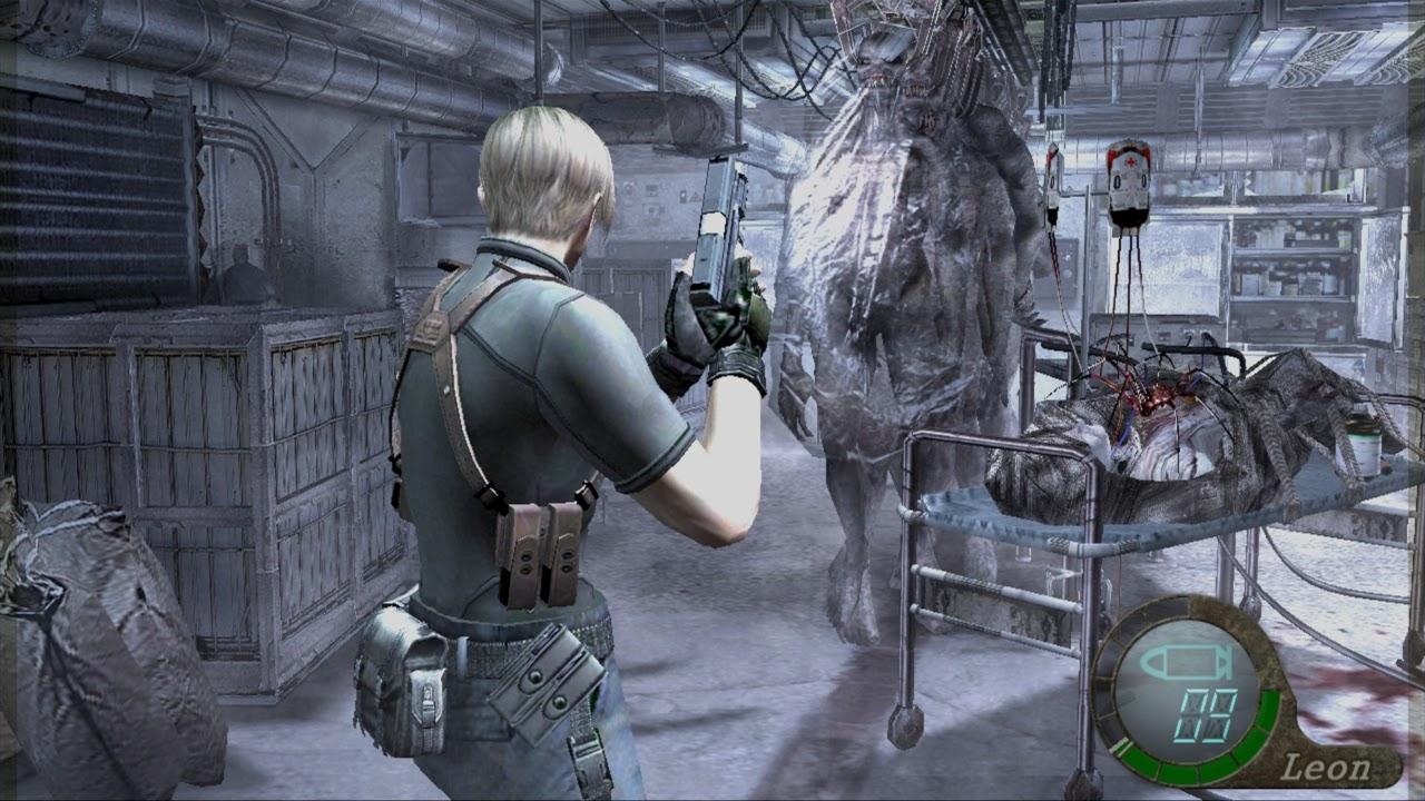 Resident Evil 4 completo para pc gratis
