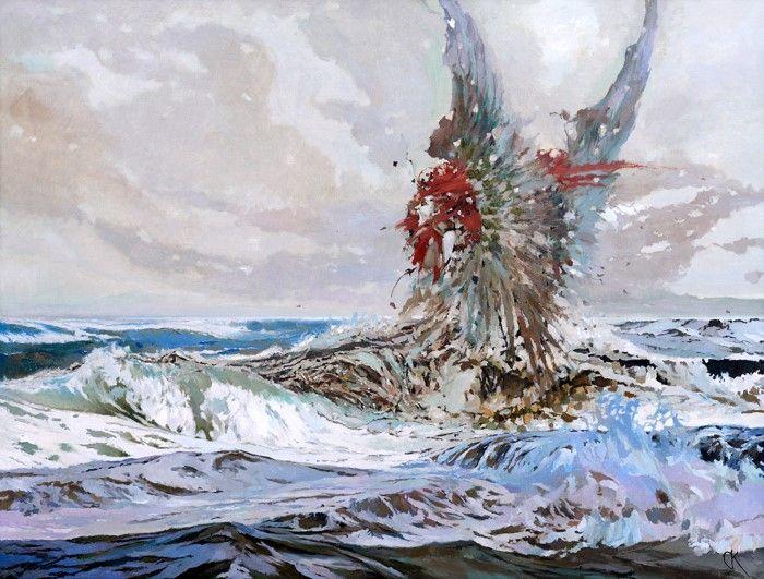 Российский художник. Станислав Крупп