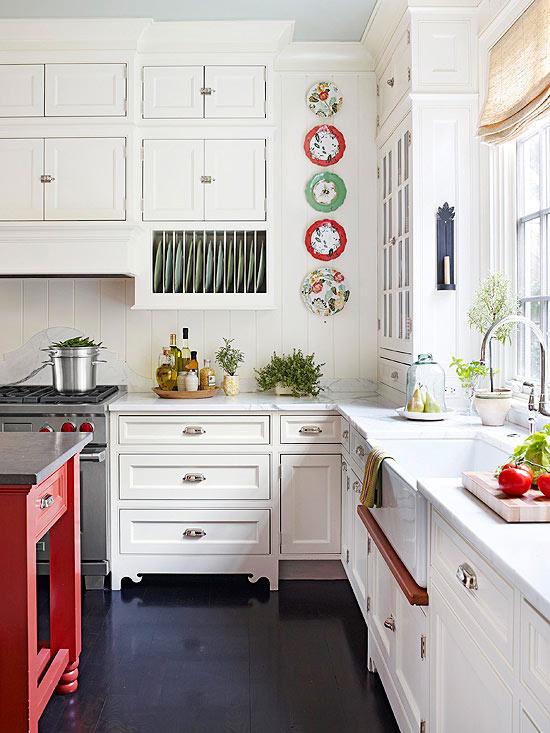fresh kitchen decorating ideas summer 2013 4