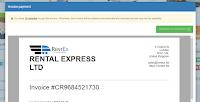 Регистрация в RentEx 5